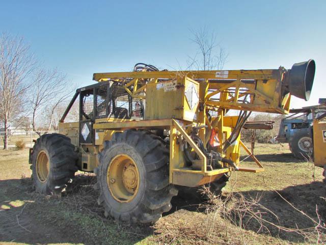 CAT 518 Pit Drill – YD6