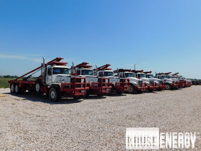 Oilfield Gin Trucks – DY2 YD13