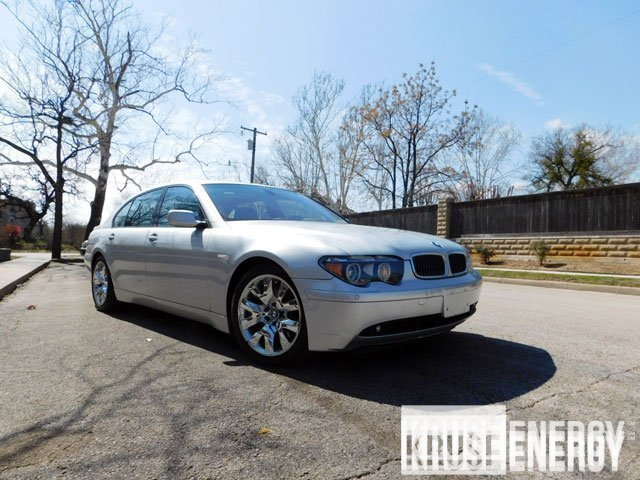 2004 BMW 74 LJ  Less Than 70K Miles – DY1 YD1
