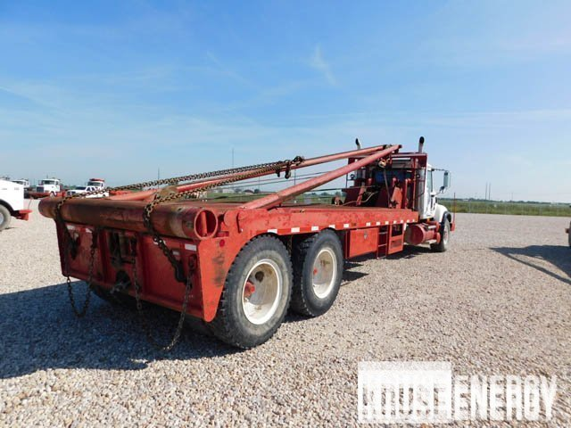 2007 MACK CV713 Rig-Up Truck – DY2 YD13