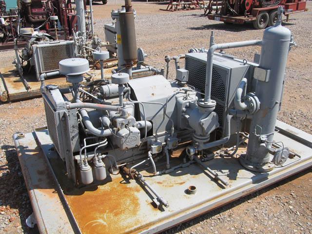 GEMINI G26P/MC Gas Compressor – DY2 YD2
