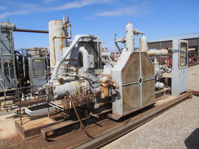 AJAX DPC-60 Gas Compressor – DY2 YD2