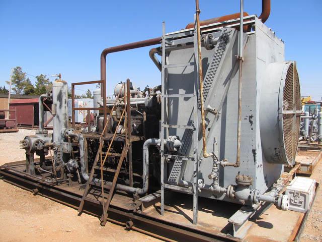 KNIGHT KOA-2 Gas Compressor – DY2 YD2