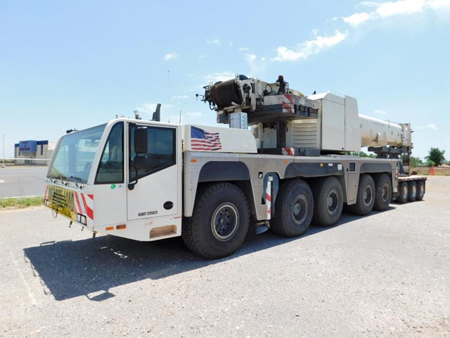(1 of 2) '12 TEREX Demag AC140 170-Ton Crane  – DY2 YD11