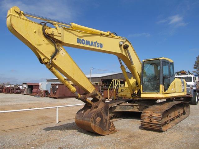 KOMATSU PC-220LC-7L Hyd Excavator  – DY2 YD2