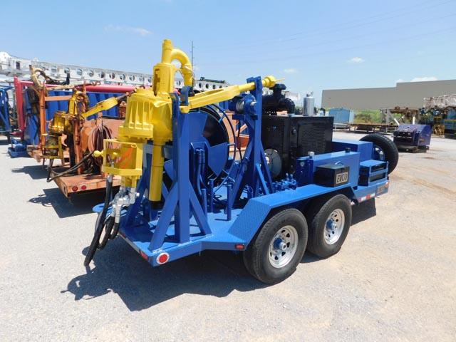 '14 EVCO 85-Ton Power Swivel w/580 Hours – DY3 YD1