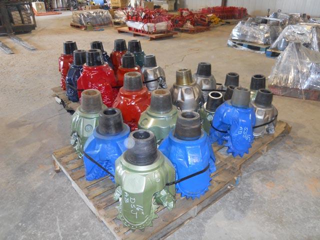 13-3/4in - 17in SB MT Drill Bits – DY1 YD1