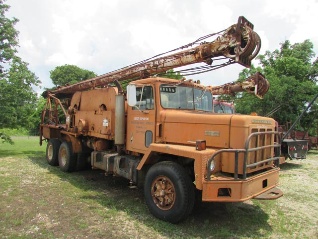 FRANKS 658 D/D Well Service Rig – DY3 YD9