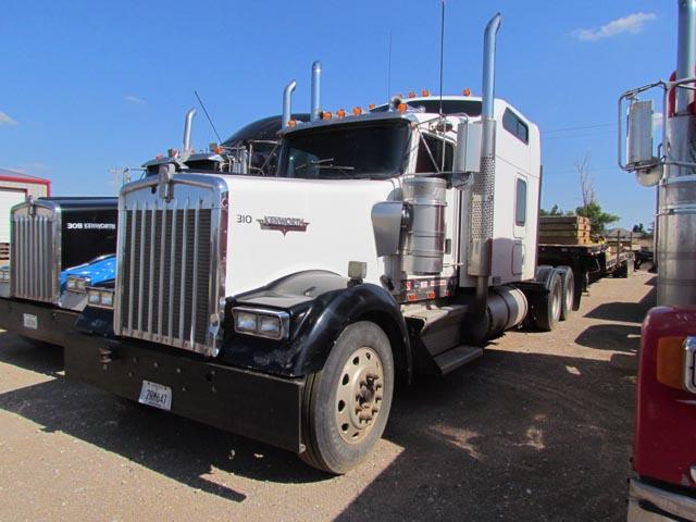 '00 KENWORTH W900B T/A Tractor – DY2 YD11