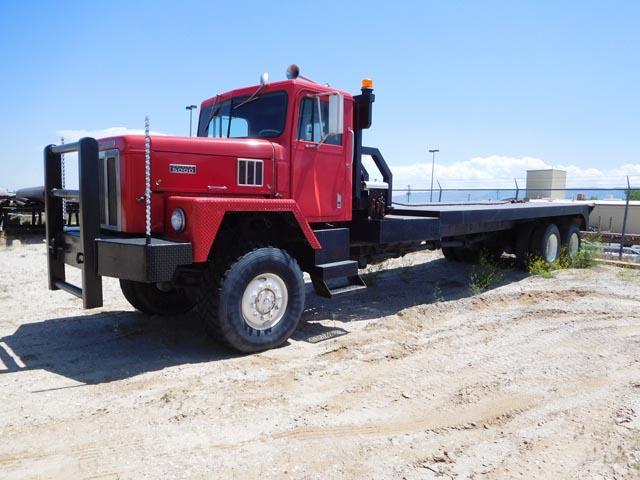 INT'L Paystar 5000 Gin Truck – DY2 YD2