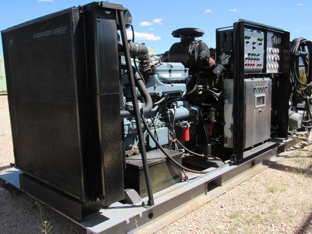 N.O.V. TD250 HTP HPU w/Series 60– DY1 YD2