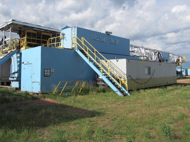Rig #12 - BETHLEHEM M58 800HP Rig – DY1 YD1
