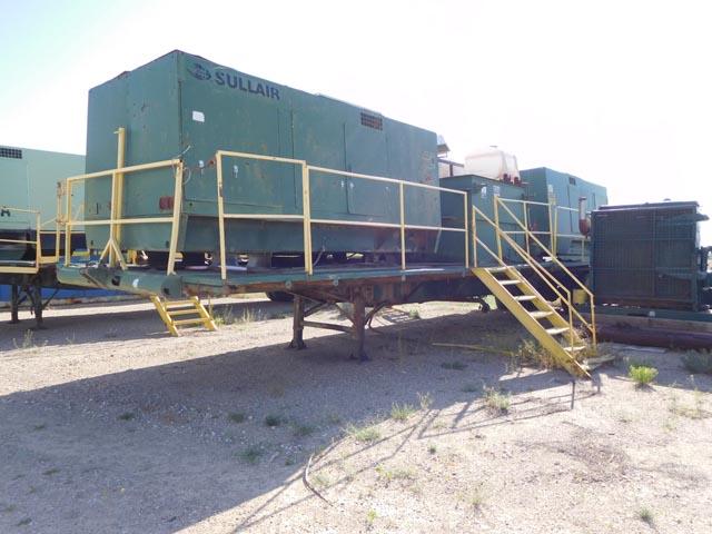 SULLAIR 1150XHDLO Drilling Compressor – DY1 YD2