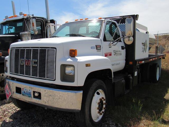 '99 GMC C6500 S/A Fuel Truck – DY2 YD3