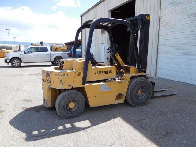 CAT V-80 Forklift – DY2 YD2