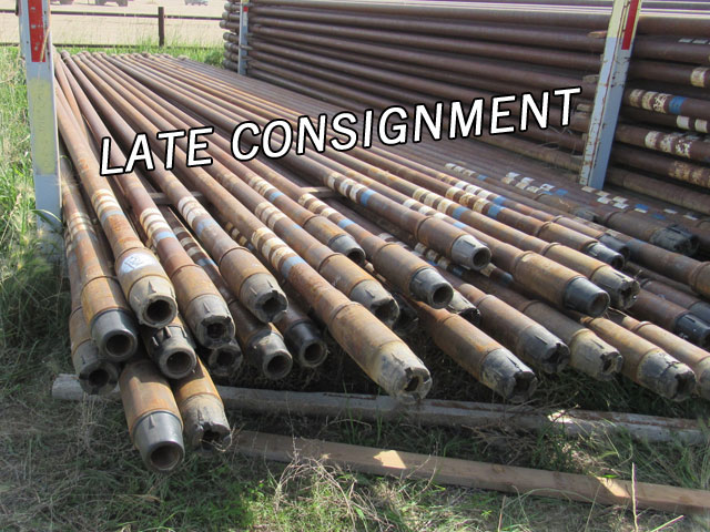 """8,060' GRANT PRIDECO 3-1/2"""" Rng 2 Drill Pipe – DY2 YD12"""