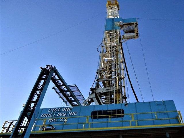 Rig #22 - G.DENVER 800 1000HP Rig – DY1 YD1