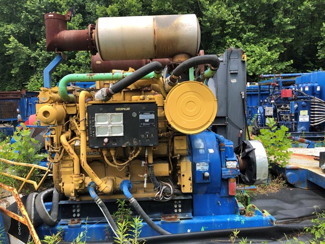 (1 of 4) CAT 3508 Pump Engines – YD3