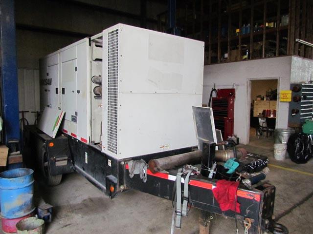 DOOSAN Portable Generator p/b CUMMINS Eng – YD5
