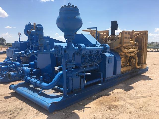 G.DENVER PZ-7 Triplex Pump – YD1