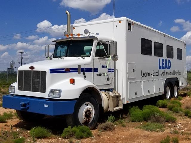 2005 STV2600 Data Van – YD1