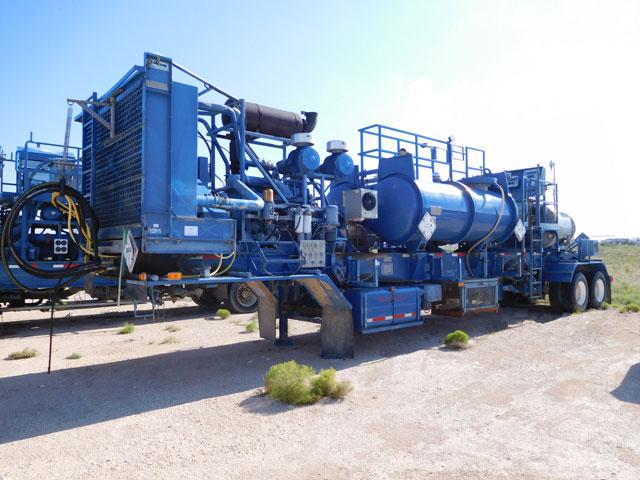 2008 CTMV Acid Frac Pump – YD5