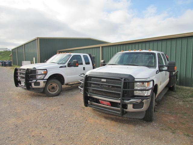 (2) 2016 FORD F-350 4WD Pickups – DY1 YD1