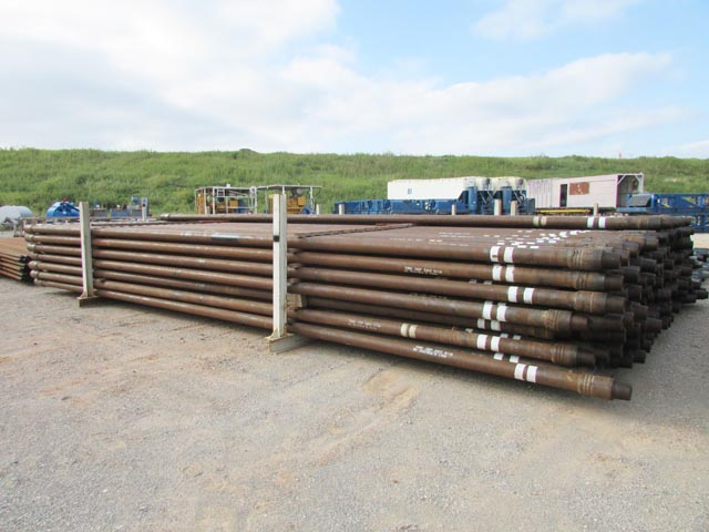 "10,199' 5"" S-135 Drill Pipe w/DWB Papers – DY1 YD1"
