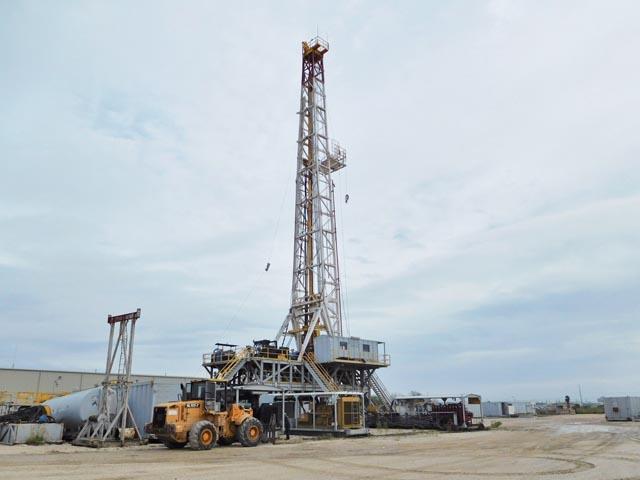 S.BREWSTER N-75 Drilling Rig – DY1 YD11