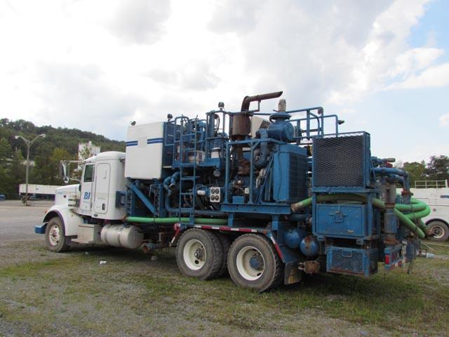 2007 PETE Pump Truck – DY1 YD16