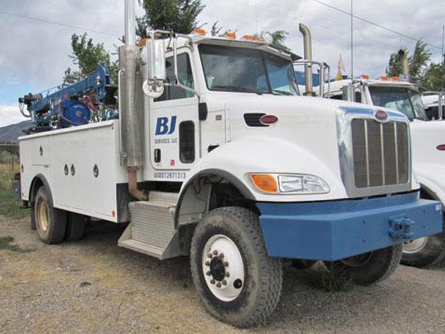 '12 PETE 4-WD Service Truck – DY1 YD22