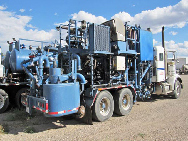 (1 of 3) '08 PETE 367 Body Load Pump Trucks – DY1 YD22