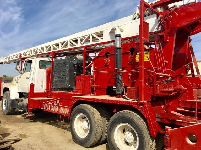 E/Z BORE 90-45 Bucket Rig – DY2 YD27