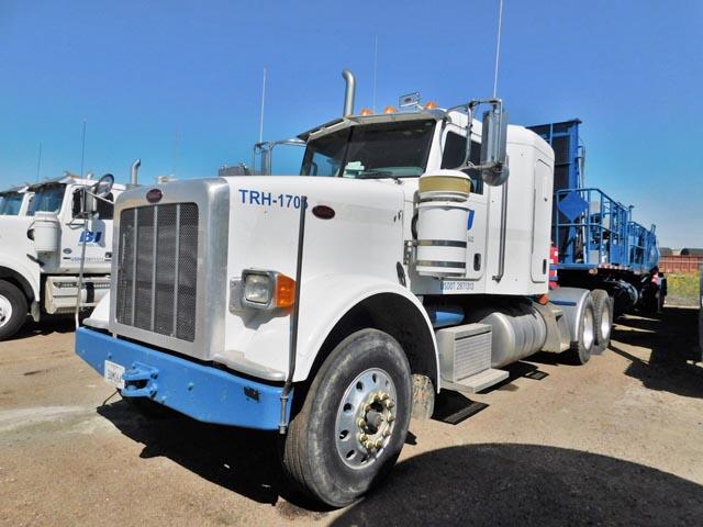 '12 PETE 367 Hyd Truck – DY1 YD18