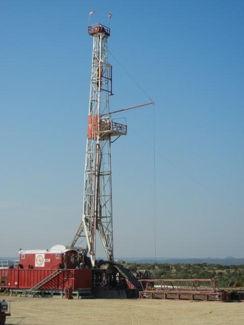 3-RIG 4 SHAFFER SOS 6000S Drilling Rig (Custom)
