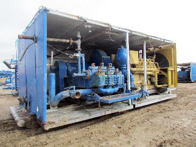 Rig #104 NATIONAL 8-P-80 /CAT 398 – YD4