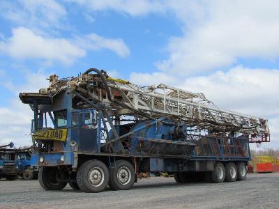 IDECO H-37 Drilling Rig - YD 1