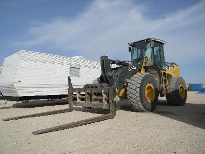 2008 J.DEERE 644J Wheel Loader