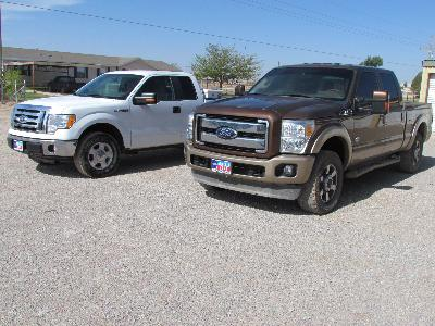 2010 FORD Pickups – DY1 YD2