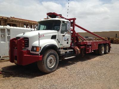 2006 MACK Gin Truck – DY1 YD2