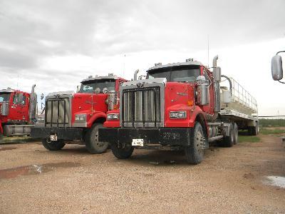 (2 of 5) 2008 WESTERN STAR Vac Trucks – DY2 YD1