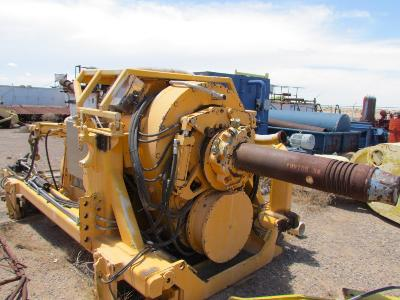 RIG #12 500-Ton Top Drive – DY1 YD2