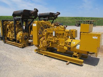 CAT Generators & Engines