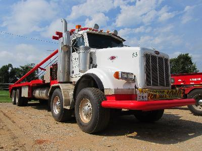 2004 PETE 378 Rig-Up Truck