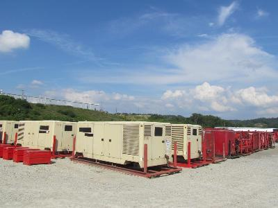 (45) I.RAND High Pressure Compressors & 2-Stage Boosters