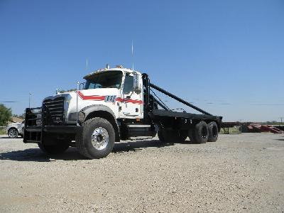 2007 MACK CTP713 Gin Truck – DY2 YD2