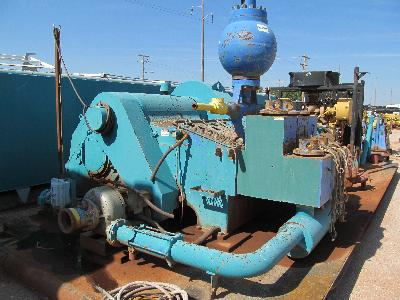 OILWELL 850-PT - Rig #201