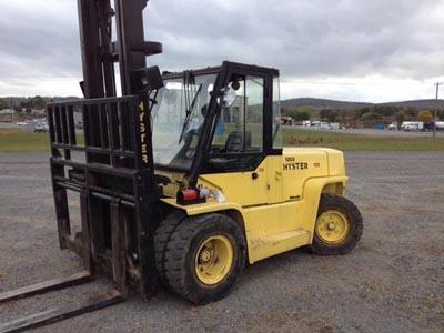 HYSTER Shop Forklift – YD 5
