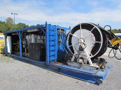 FDS 250-Ton HPU Rig #290 – YD 3