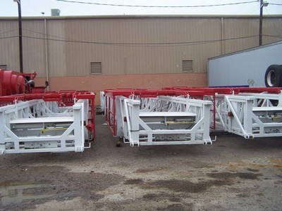 104'H 250,000# Masts for SK-575 Rigs